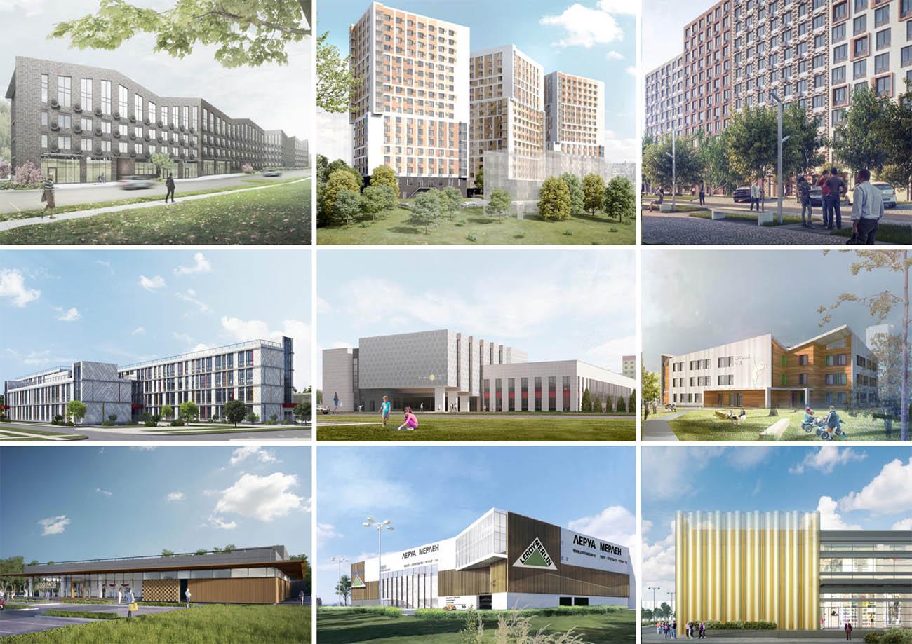 Архитектурно-градостроительное проектирование